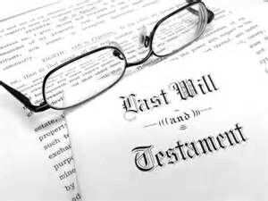 Fear of Probate